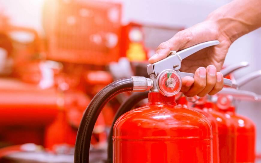 Feuerlöscher Überprüfung in Neukirchen